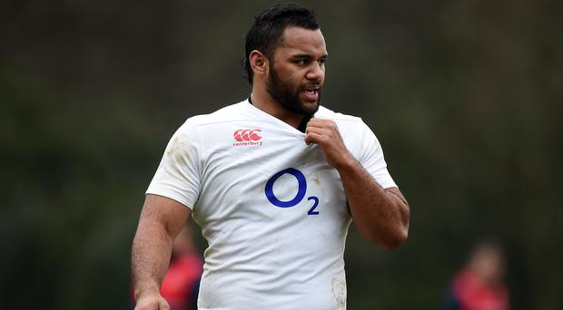Billy Vunipola has helped England to their first series victory over Australia