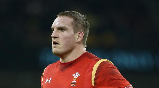 Gethin Jenkins will miss Wales' final Test against New Zealand.