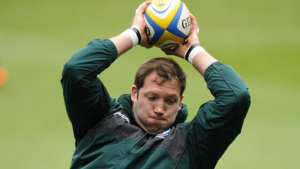 London Irish forward George Skivington has been forced to retire because of injury