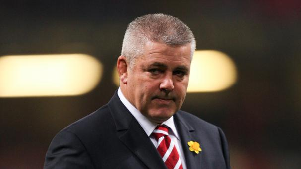 Warren Gatland is hoping to lead Wales to a historic victory against New Zealand