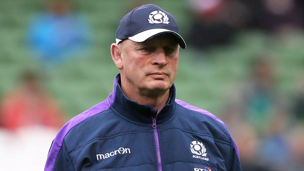 Vern Cotter has rung the changes for Scotland