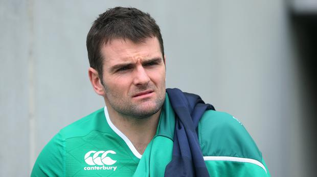 Jared Payne will sit out this weekend's clash with South Africa due to injury
