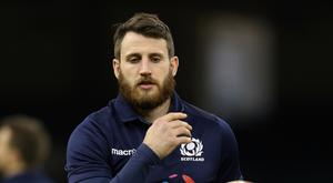 Scotland's Tommy Seymour faces a late fitness test ahead of Japan clash