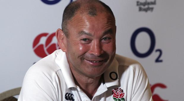 Eddie Jones is targeting a series whitewash in Australia