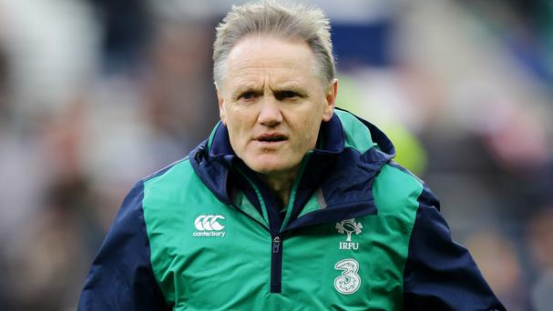 Ireland head coach Joe Schmidt is backing his much-changed team to make him proud in the series decider against the Springboks
