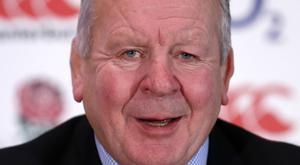Bill Beaumont is leaving the post of RFU chairman