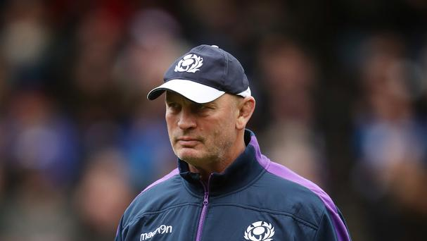 Scotland head coach Vern Cotter was pleased to beat Japan.
