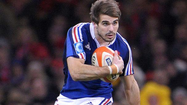 Hugo Bonneval was on the scoresheet for France