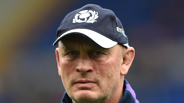 Scotland head coach Vern Cotter is striving for consistency