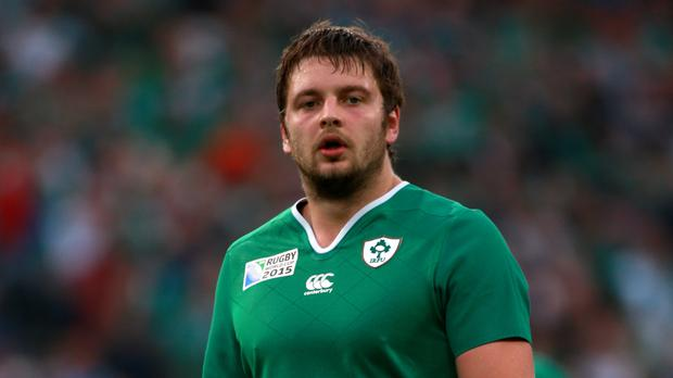 Iain Henderson played all three Tests against South Africa