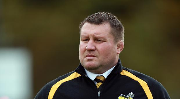 Wasps rugby director Dai Young has expressed his delight at the signing of lock Matt Symons from London Irish