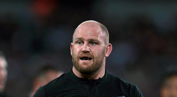 New Zealand international prop Ben Franks has committed his future to London Irish