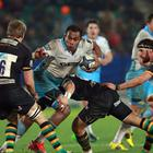 Leone Nakawara, with ball in hand, could be facing Glasgow