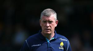 Dean Ryan has left his position as Worcester rugby director