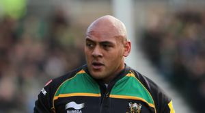 Former Northampton prop Soane Tonga'uiha has joined Aviva Premiership club Bristol