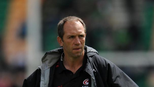 London Irish have appointed Brendan Venter as technical director