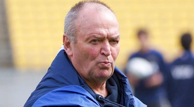 Game plan: Sir Graham Henry will begin work at Leinster on July 30