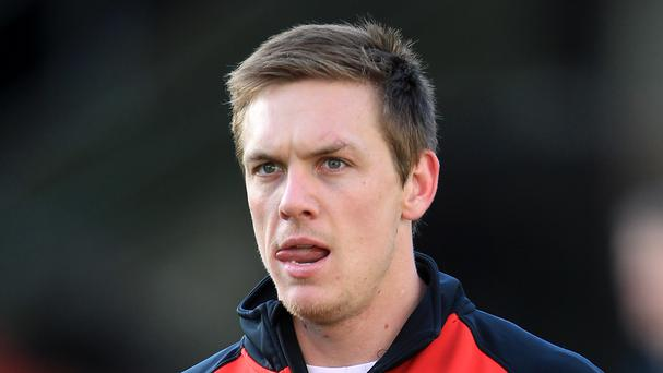 Dane Haylett-Petty's brace of tries was not enough for Western Stom