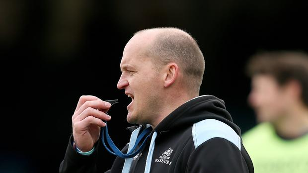 Gregor Townsend has added a fly-half to his squad
