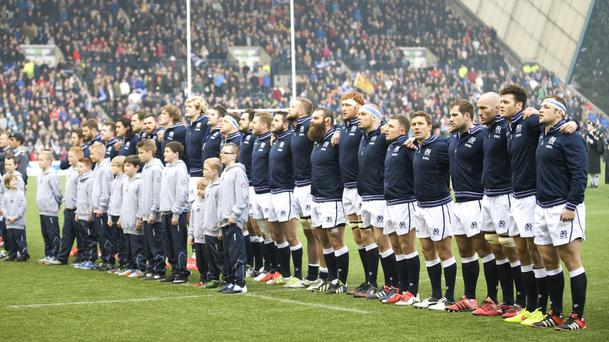 Scotland are returning to Rugby Park