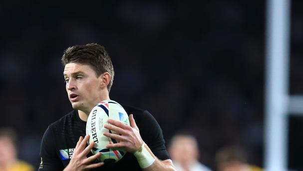 Beauden Barrett was on song for Hurricanes