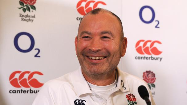 Eddie Jones has guided England to second in the world rankings