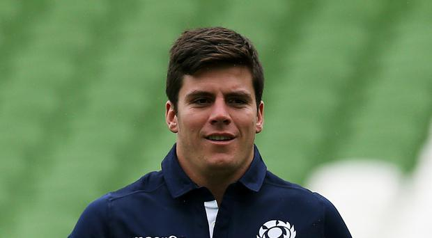 Scotland's Hugh Blake is returning to New Zealand