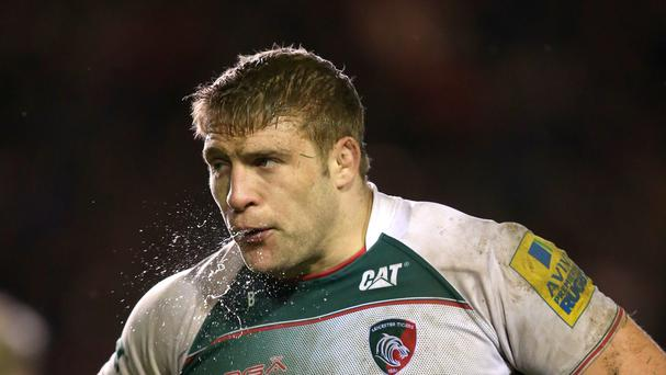 Hooker Tom Youngs will captain Leicester next season