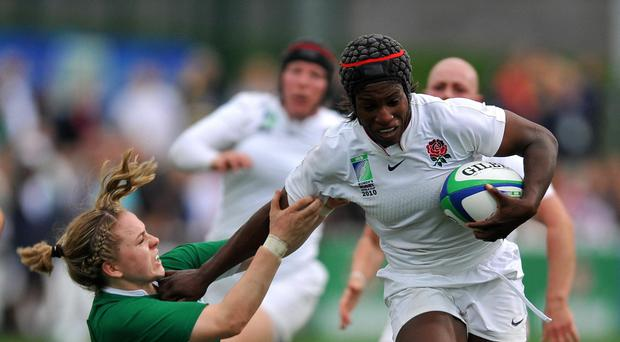 Former England star Maggie Alphonsi believes rugby sevens will shine on its Olympic debut in Rio