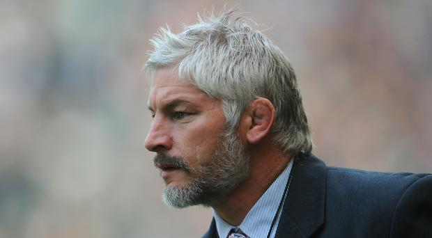 Todd Blackadder is the new director of rugby at Bath