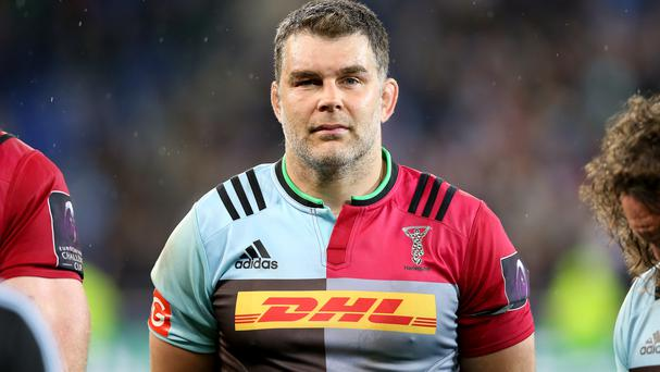 Nick Easter has retired from playing to take up full-time coaching role with Harlequins