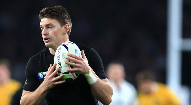 Beauden Barrett was the difference in Wellington