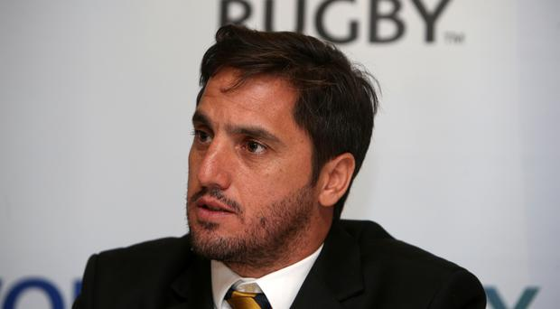 World Rugby vice-chairman Agustin Pichot has been voted the game's most influential figure