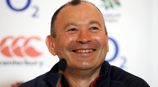 England head coach Eddie Jones is guarding against complacency