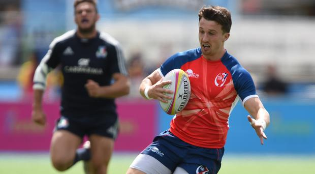 Alex Davis (pictured) has been ruled out of the Rio Olympics with an ankle injury and Ruaridh McConnochie has been called up