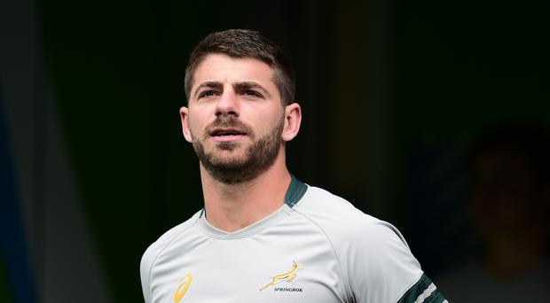 South Africa's Willie Le Roux has agreed to join Wasps