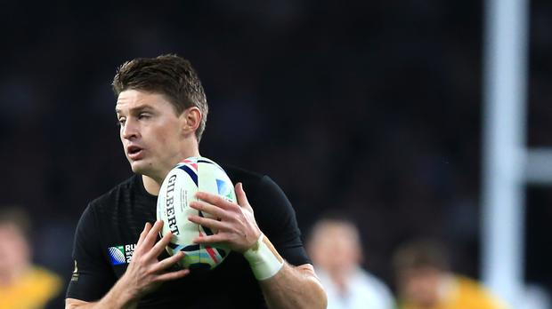 New Zealand's Beauden Barrett played a key role as the Hurricanes won the Super Rugby final