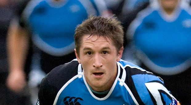 Glasgow scrum-half Henry Pyrgos (pictured) will share the Warriors captaincy duties with Jonny Gray this season