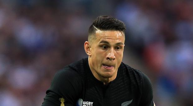 Sonny Bill Williams went off injured as New Zealand suffered a shock defeat against Japan in the men's rugby sevens at the Rio Olympics