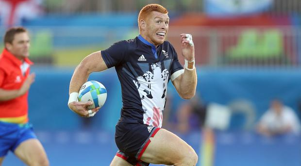 James Rodwell and his Great Britain team-mates have reached the final of the men's rugby sevens tournament in Rio