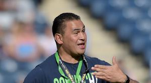 Connacht head coach Pat Lam is not looking to replace Joe Schmidt in the Ireland hotseat