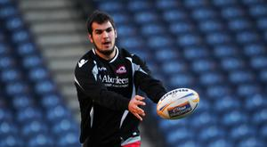 Edinburgh's Stuart McInally, pictured, will share the captaincy of the club with Grant Gilchrist