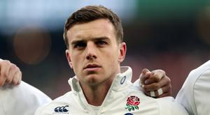 George Ford, pictured, has been described as a once in a generation player by Todd Blackadder