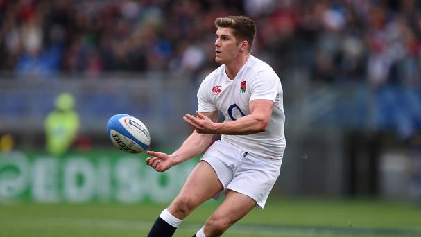 Owen Farrell will miss the start of Saracens' season through injury