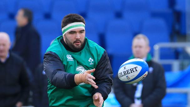 Marty Moore has swapped Leinster for Wasps