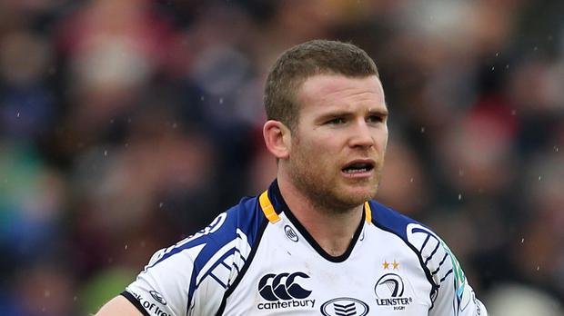 Fergus McFadden kicked a penalty and conversion for Leinster