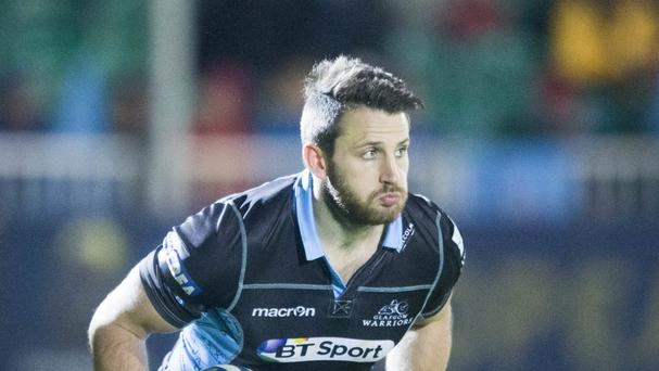 Tommy Seymour grabbed two tries as Glasgow crushed Connacht
