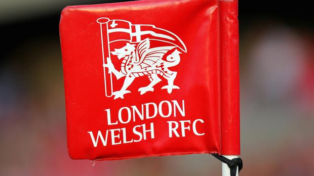 London Welsh were in the Premiership as recently as 2015