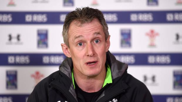 Rob Howley will be Wales head coach this season