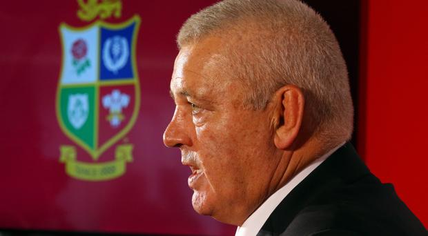 Warren Gatland will lead the home unions' elite as they seek to defy the odds by upsetting the All Blacks